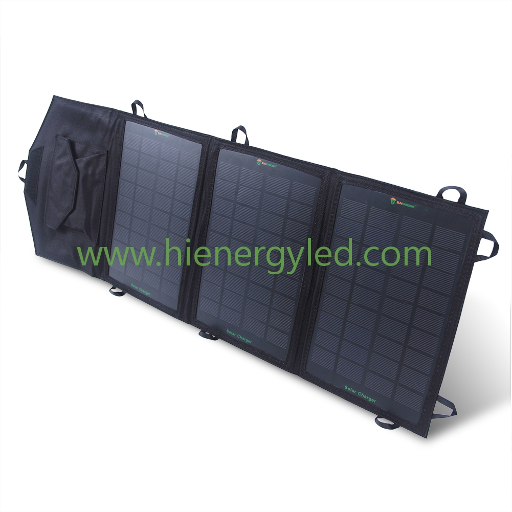11W Solar Charger