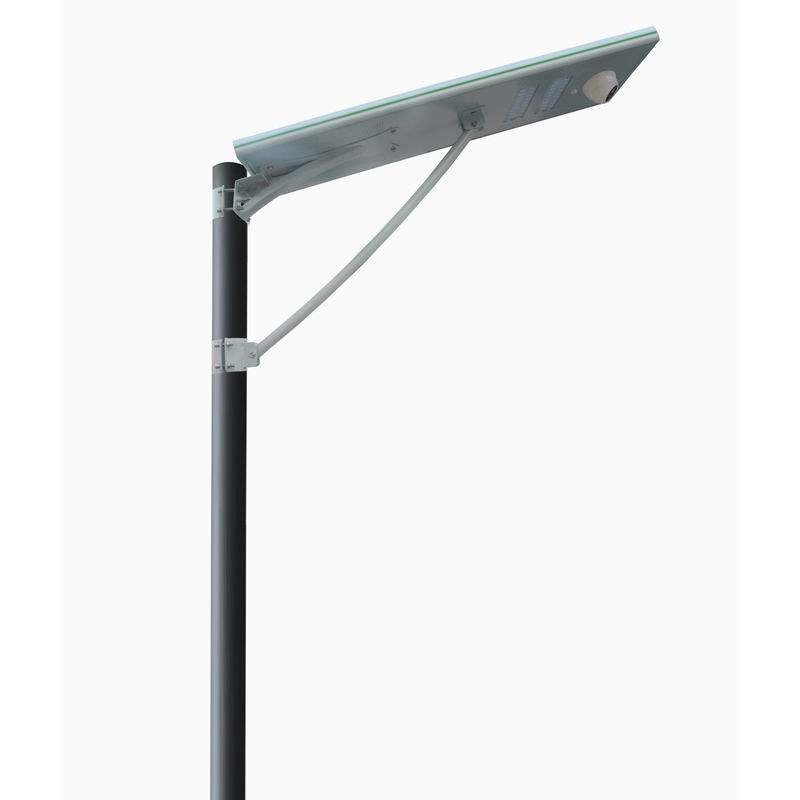 30W Solar Road Light with IP Camera