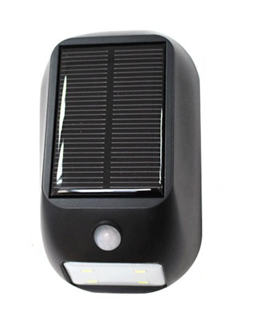 1.2W Solar Wall Pack Lamp