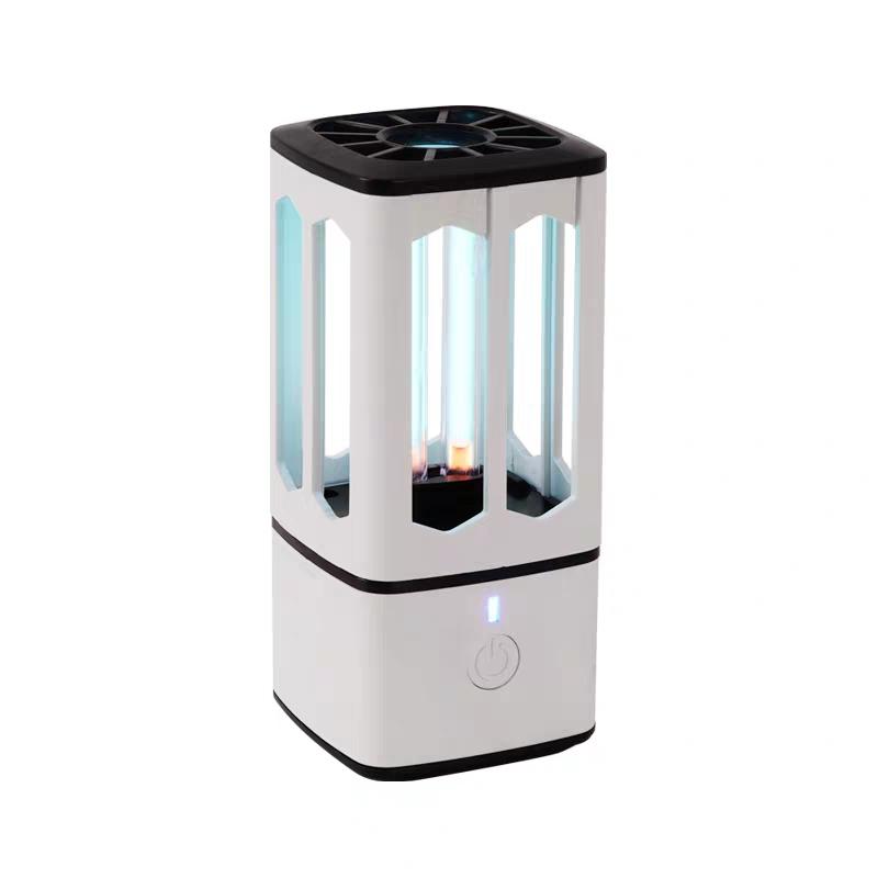 Portable UVC Light with Ozone