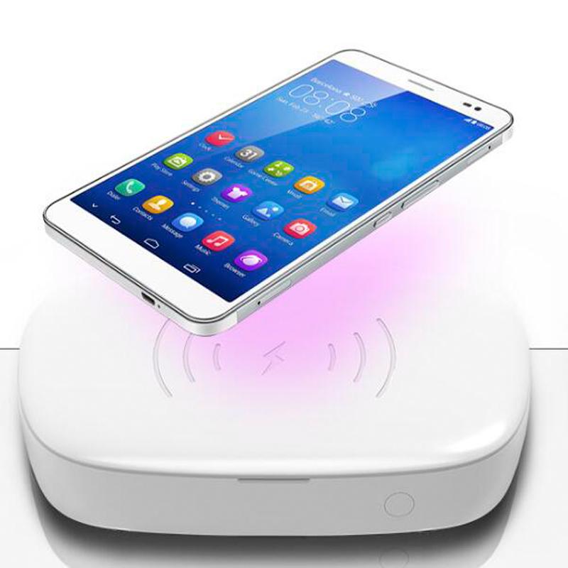 Portable UVC Phone Sterilizer